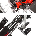 our handbikes models batec quad hybrid specifications brakes and crank arms