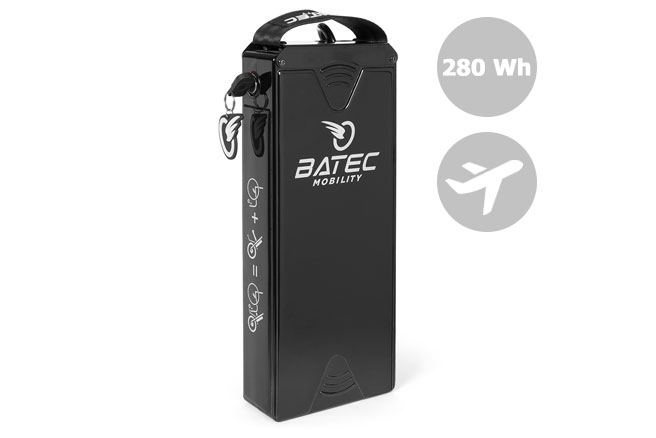 Battery 280 Wh 7 8 Ah Batec Mobility