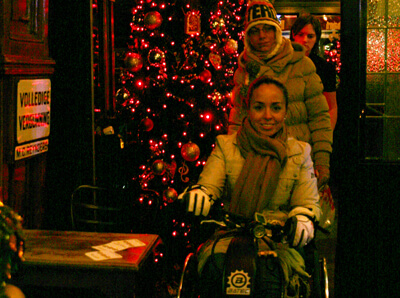 three accessible destinations for a christmas getaway in a wheelchair
