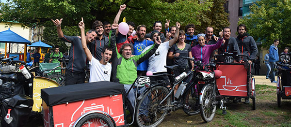 blog batectravels antxons challenge comes to an end: 3022 km with a wheelchair and handbike