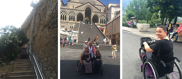 wheelchair accessible journeys nine months travelling around europe
