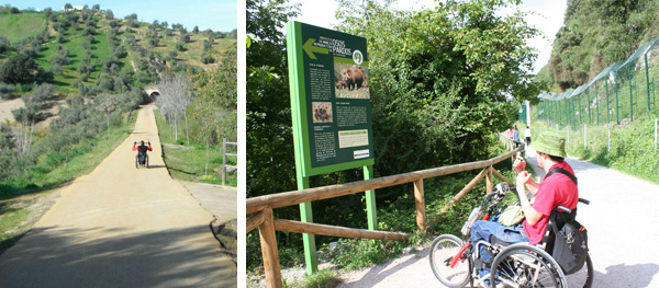 7112b143d9392 blog batectravels greenways vias verdes cyclotourism paths to enjoy your  batec handbike to the fullest