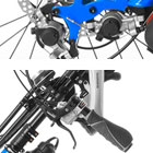 our handbikes models batec manual specifications brakes and crank arms